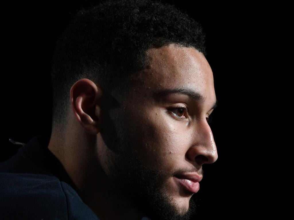 Simmons is expected to play in the warm-up games in Australia.