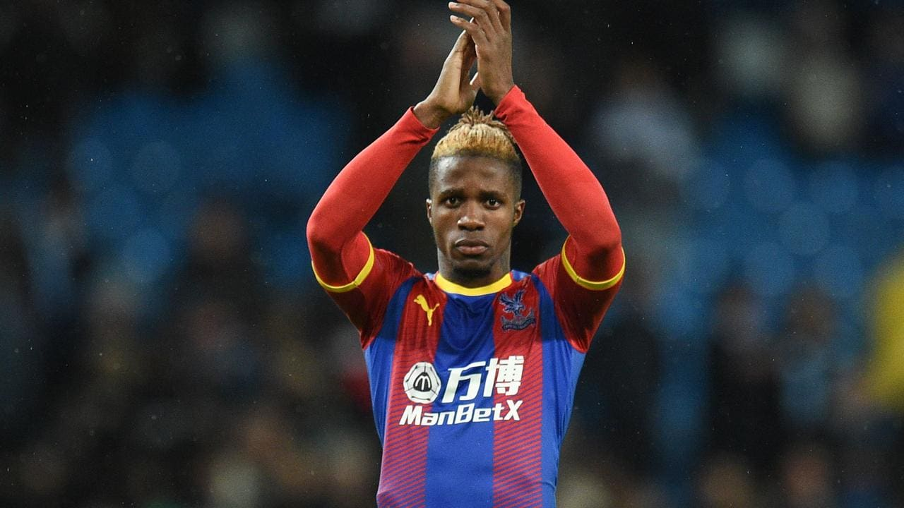 Wilfried Zaha has told Crystal Palace he wants to leave the club amid interest from Arsenal.