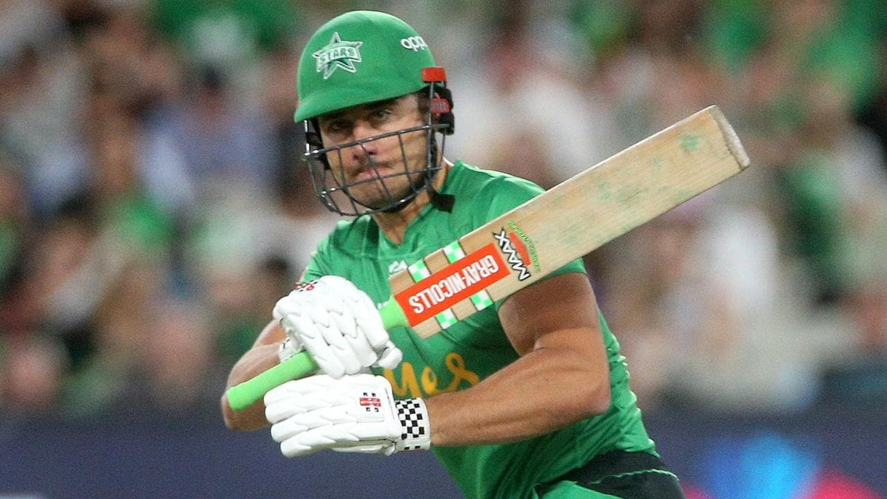 Marcus Stoinis dominated the BBL as an opener. But his Australia hopes are in the middle order