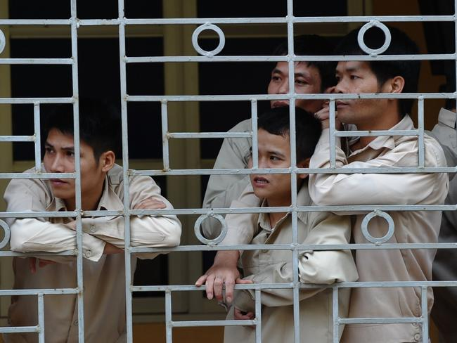 Many former prisoners told Amnesty International their torture and treatment was particularly intense during pre-trial detention, as authorities aimed to extract a confession. Picture: AFP/HOANG DINH Nam