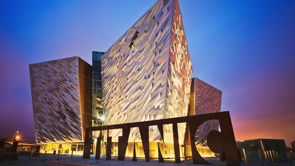 Belfast Northern Ireland Best Things To Do Escape
