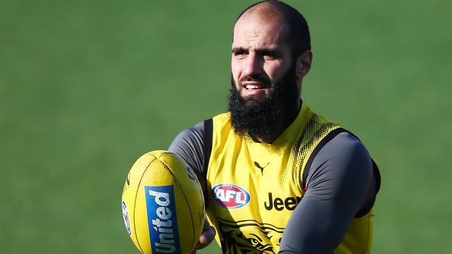 Bachar Houli has yet to fully recover from a calf injury. Picture: Getty Images