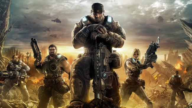Shifting gears. Cliff Bleszinski is the man behind the hugely successful Gears of War franchise. Picture: Supplied