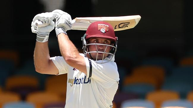 Chris Hartley is averaging 80.00 in the Sheffield Shield.