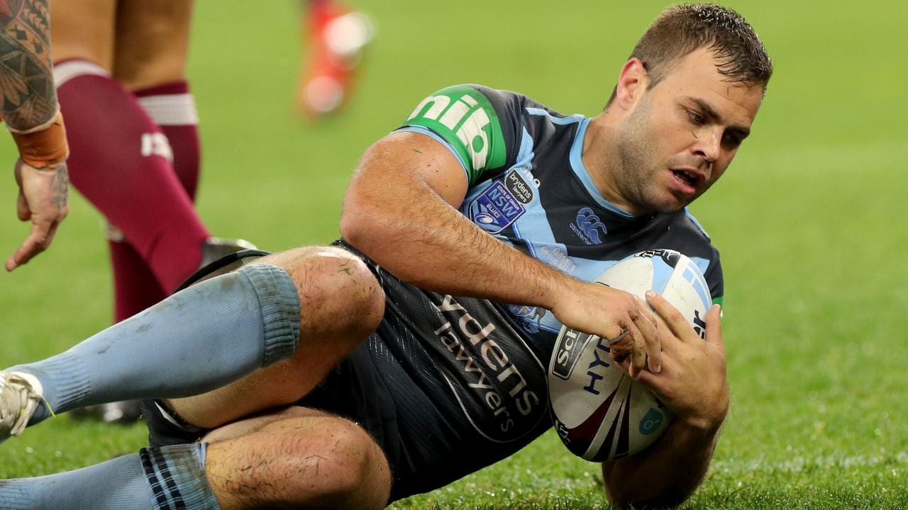 Wade Graham was unsure his body could handle Origin after playing just two NRL games before being selected for New south Wales.