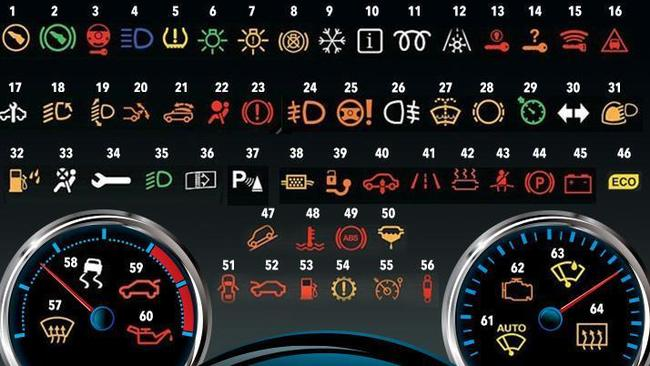 Car Dash Warnings Do You Know What These Symbols Mean