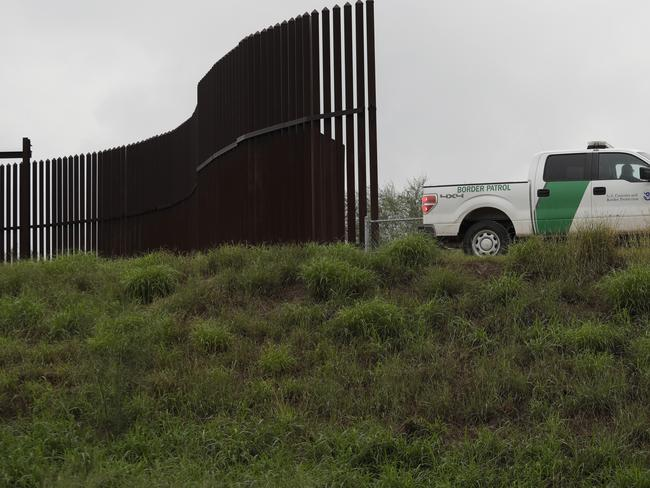Donald Trump has repeatedly said he will build a wall between Mexico and the US, and Card Against Humanity say they have purchased 'acres' of land to stop him. Picture: AP Photo