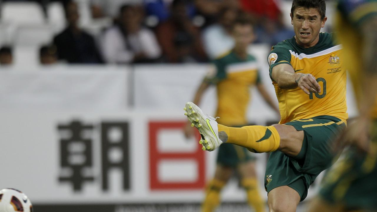 Kewell was part of the Socceroos 'golden generation'.