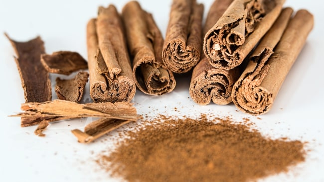 You'd have to eat at least 13 grams of cinnamon, or about half a supermarket jar, per day. Image: Pexels.