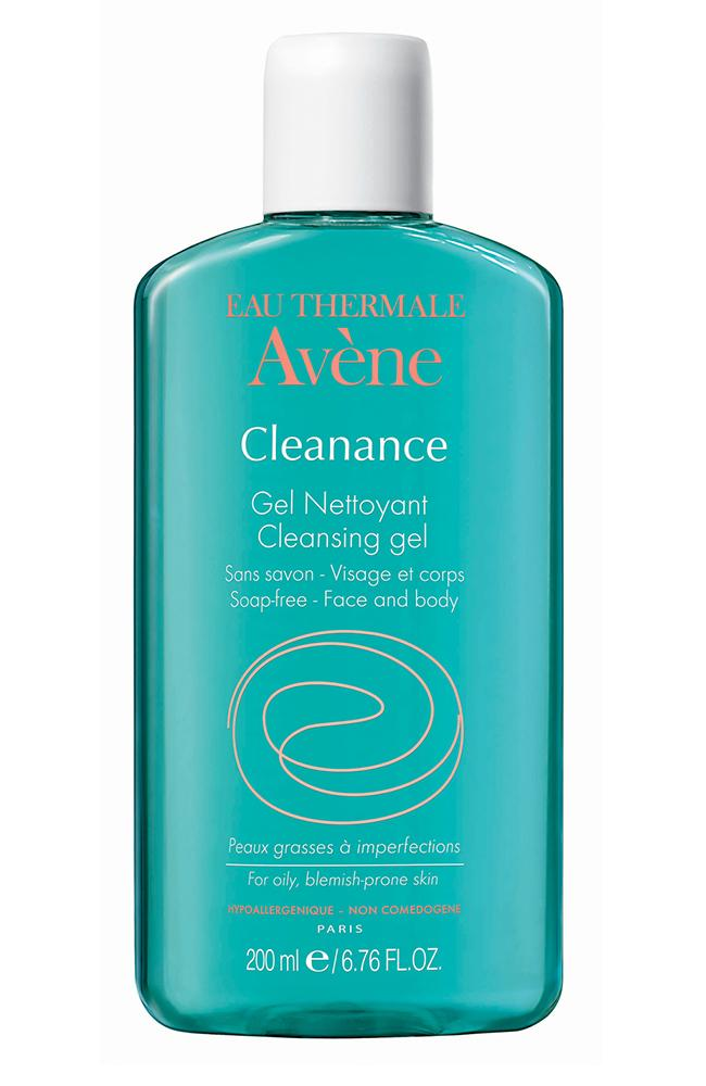 The Avene Cleanance Cleansing Gel.