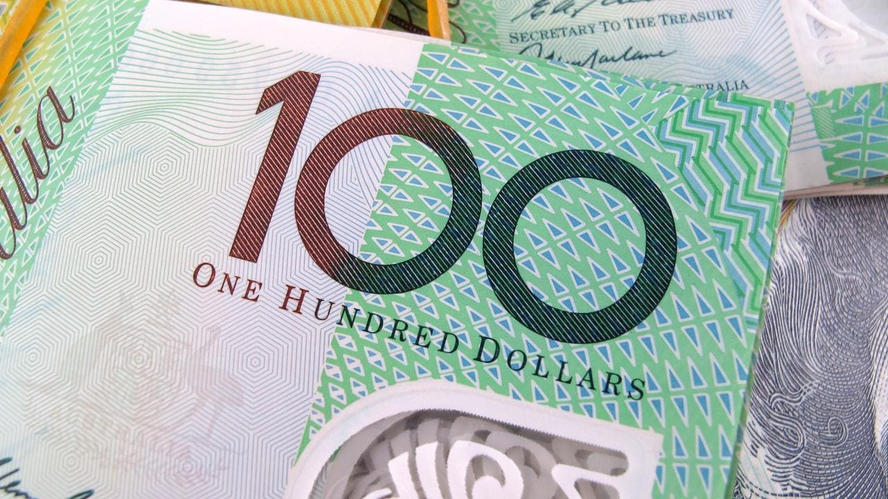 100 Australian dollars does not always equal 100 US dollars.