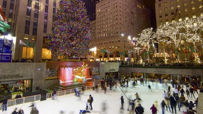 Christmas in New York for $100? Yes, please.