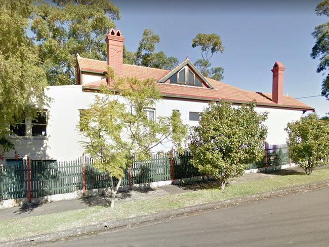 No. 53 Bellevue St, Cammeray was also purchased by the RMS for the tunnel. Picture: Google Maps.