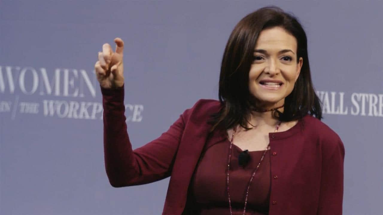 Sheryl Sandberg on Ending Gender Inequality at Work