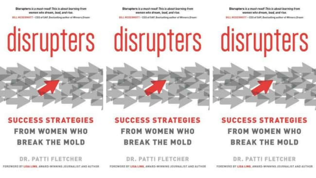 This is an extract from Dr. Fletcher's book 'Disrupters'. Photo: Supplied