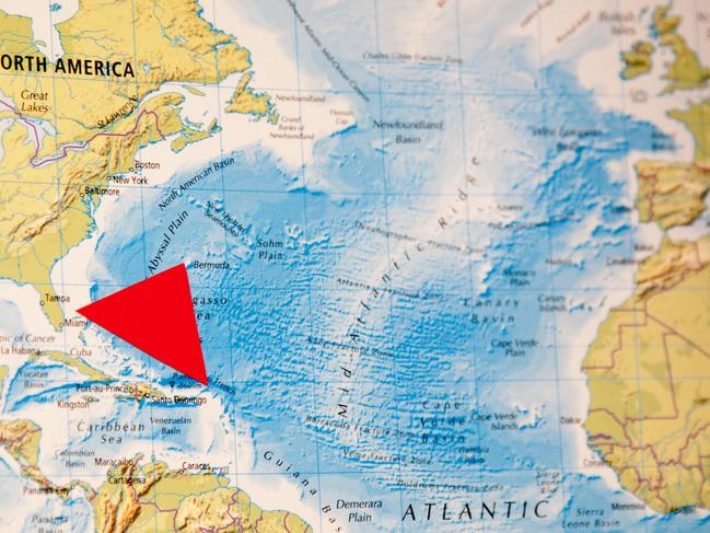 The mystery of the Bermuda Triangle has baffled scientists, and captivated the public, for decades.