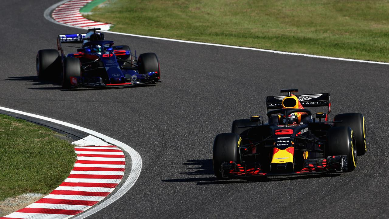 Daniel Ricciardo made a strong case for driver over the day after recovering from 15th in qualifying to finish fourth in the race.