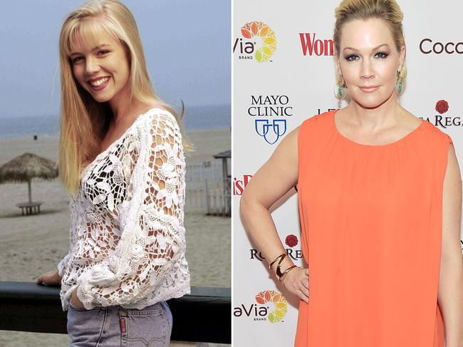 Jennie Garth played Kelly Taylor.