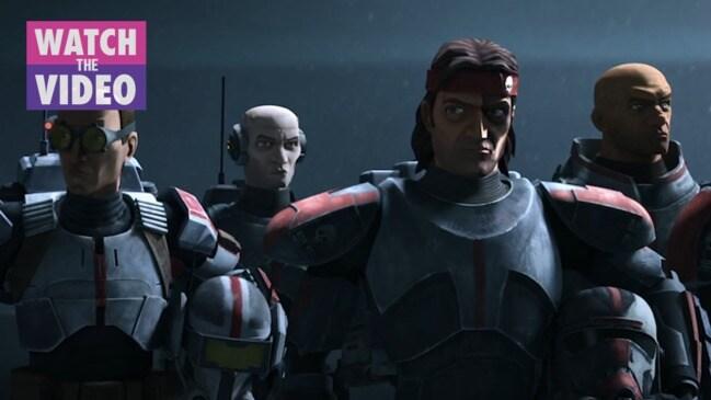 Star Wars: The Bad Batch - Trailer