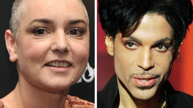 Sinead O'Connor says Prince 'tried to beat me up'