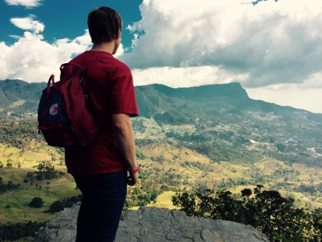 Colombia is a beautiful country, and so much more than what Narcos portrays, says Nick Brown. Picture: Nick Brown.