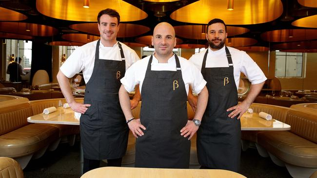 Calombaris apologised for the underpayment and insisted it was an error. Picture: Andrew Tauber