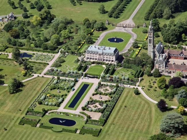 Eaton Estate in Cheshire.