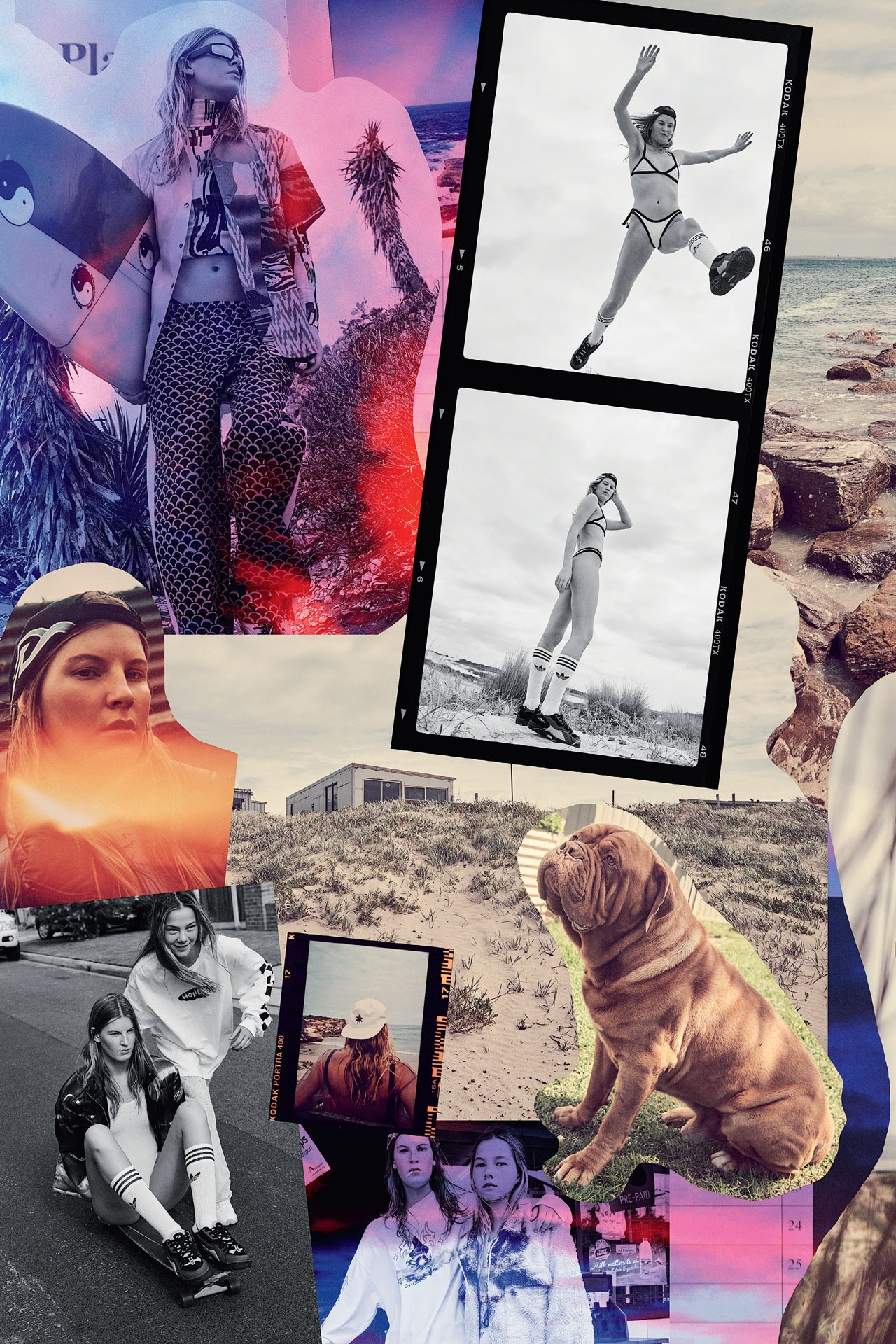 Familiarise yourself with the Australian labels leading the wave on fashion's surfer obsession