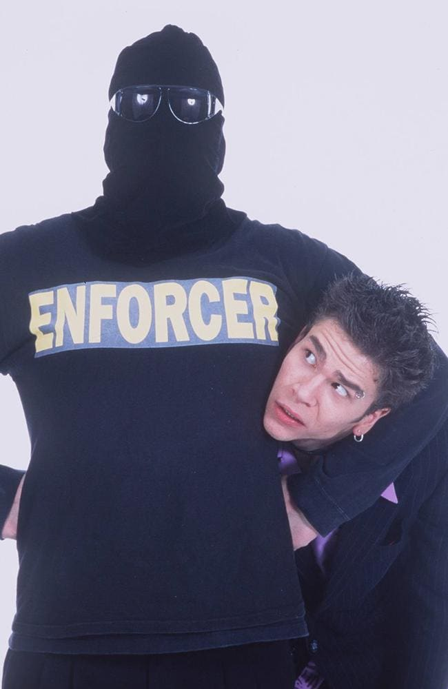 The Enforcer with Dylan Thomas Lewis on ABC's Recovery.
