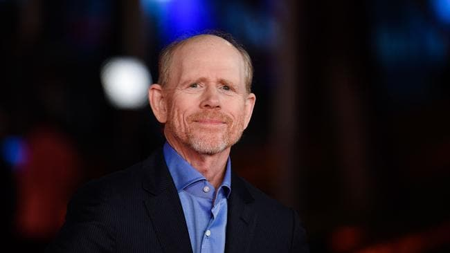 Ron Howard says documentary filmmaking scratches a different itch for him Picture: Tiziana Fabi/AFP