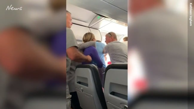 Frontier Airlines Passenger Manages To Open Door While Plane Is Taxiing