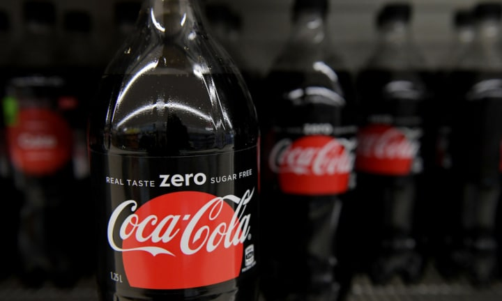 Outrage as Coke Zero to be axed to make way for 'revolting' Coke No Sugar