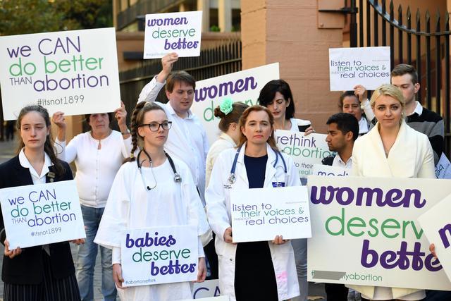 NSW ABORTION LAW REFORM