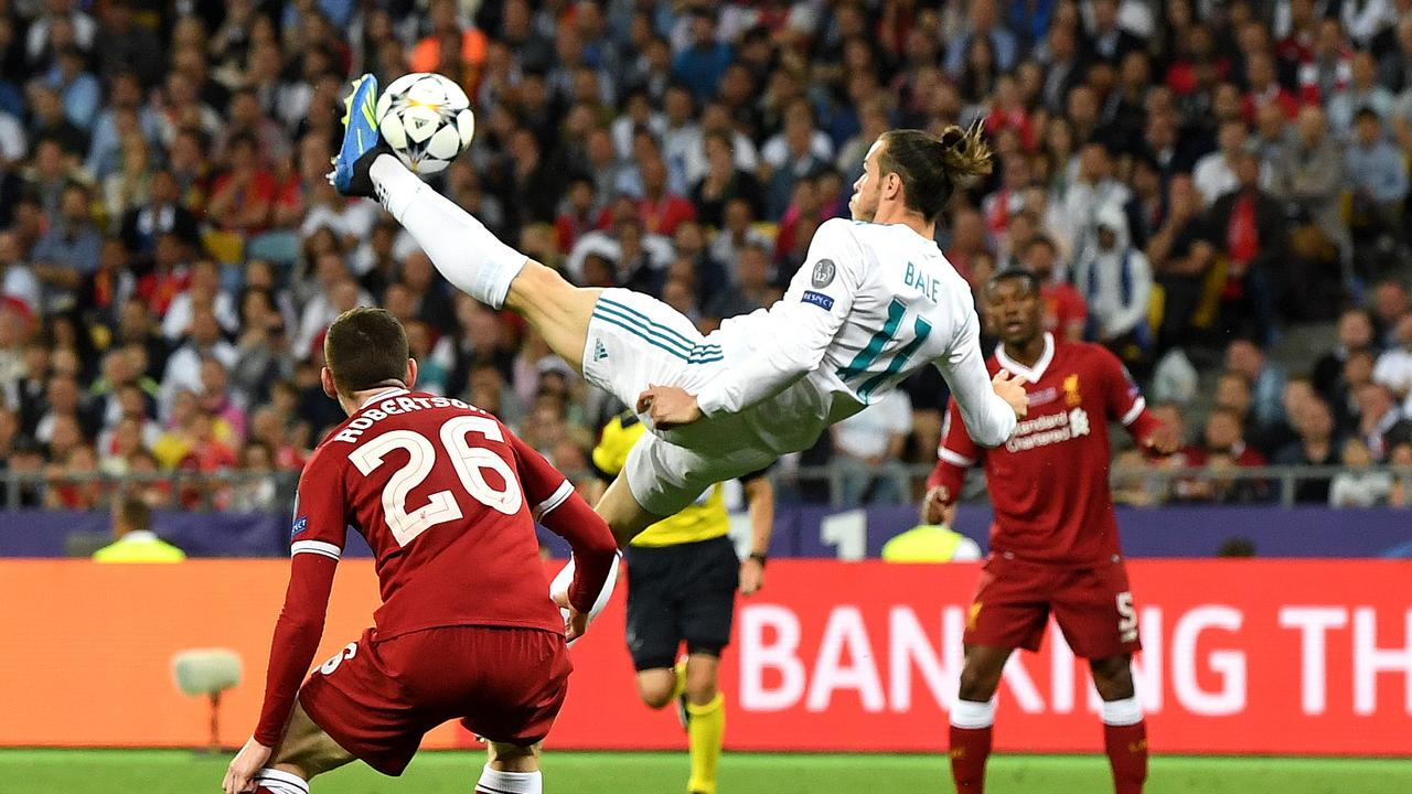 Gareth Bale's moment of magic came in the Champions League final.