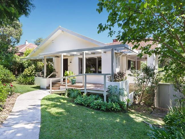 No. 46 Tryon Rd, Lindfield sold for $430,000 above the reserve.