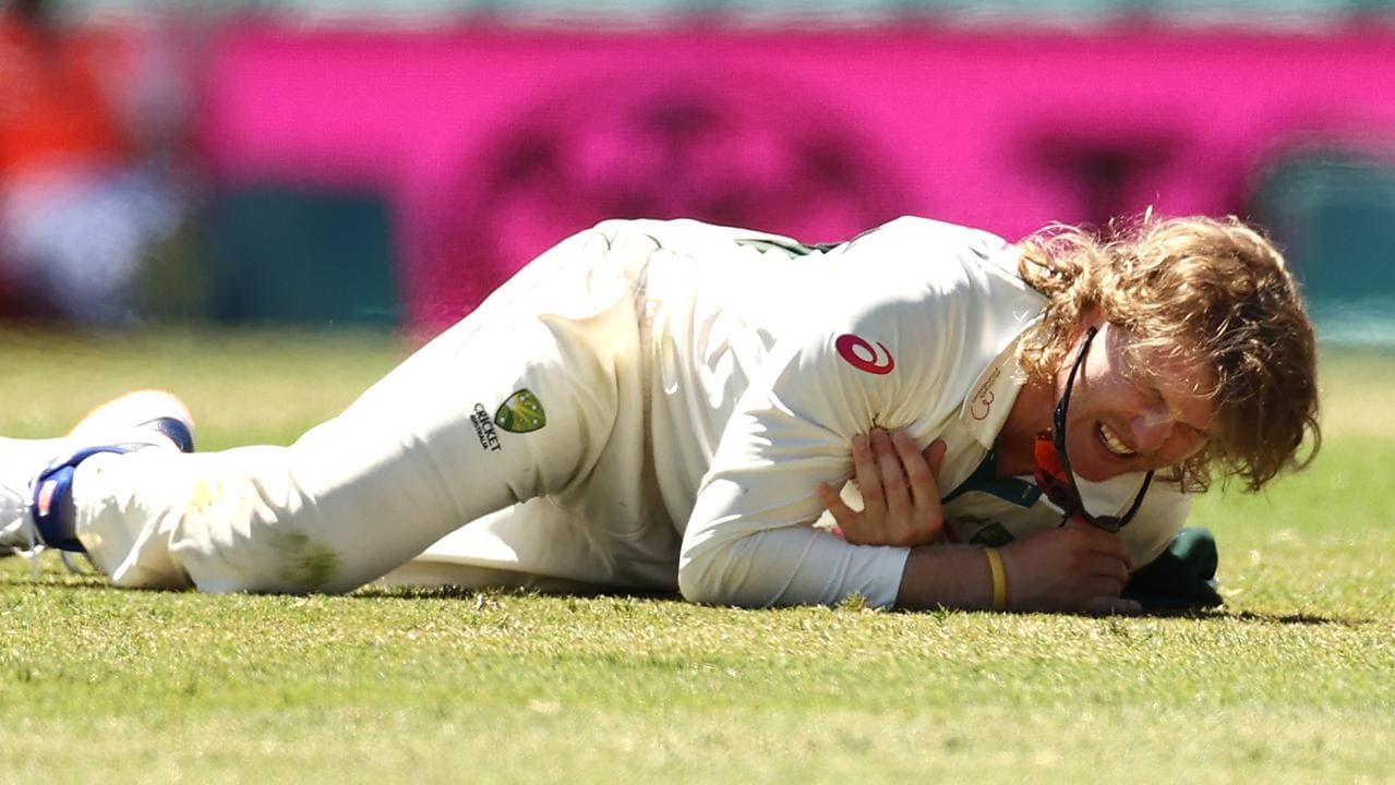 Will Pucovski has opted for surgery on the shoulder he hurt in his Test debut (Photo by Ryan Pierse/Getty Images)