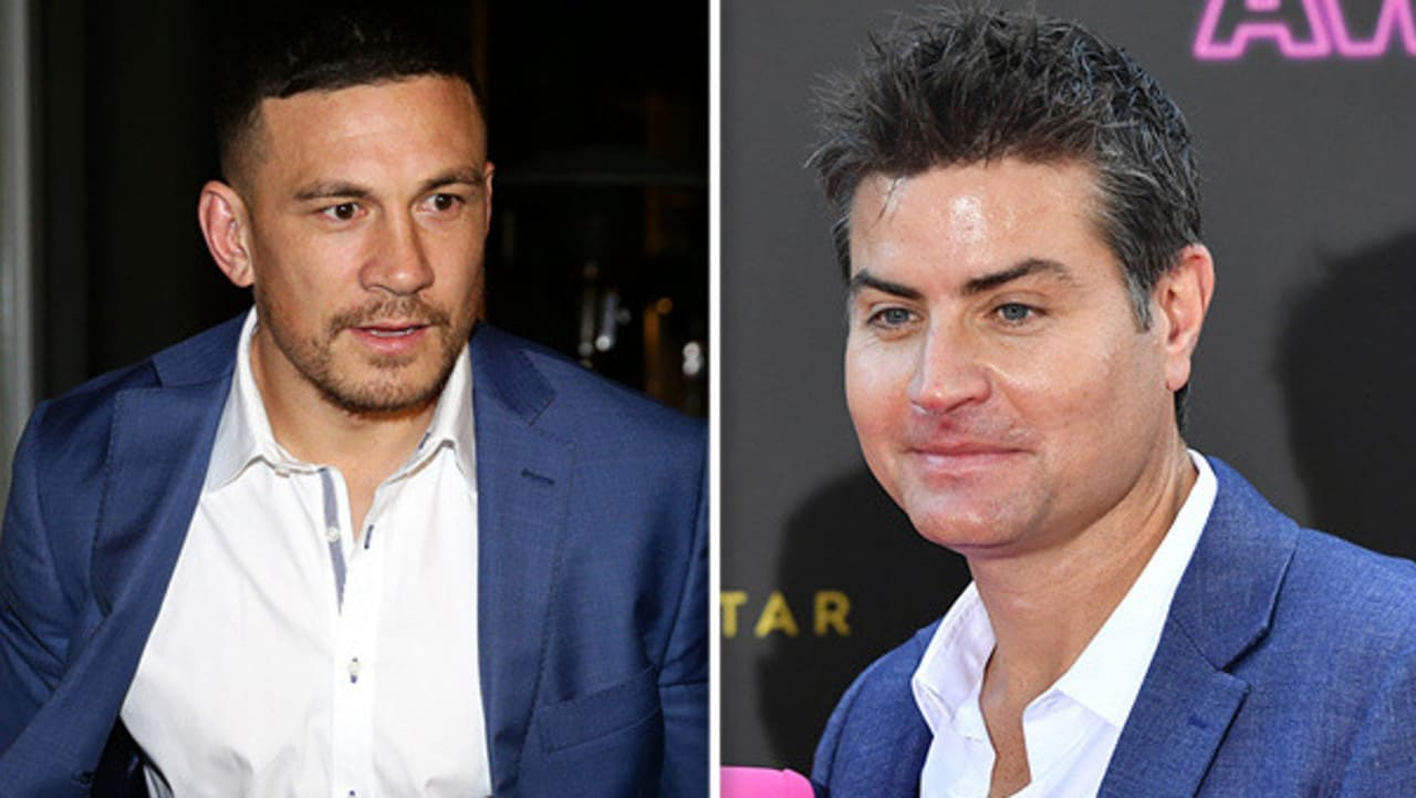 Sonny Bill Williams to fight Stu Laundy in boxing charity match | Daily  Telegraph