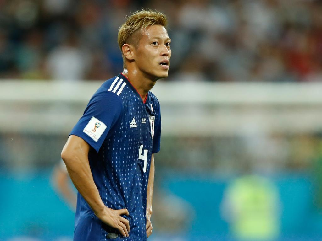 Japan midfielder Keisuke Honda was on a FFA shortlist.