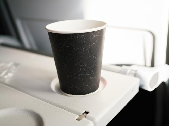 It's not the first time an airline passenger has claimed for injuries related to a spilt hot drink.