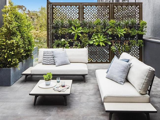 Rebecca Judd has spent months renovating and refurbishing the inner city pad. Picture: The Style School