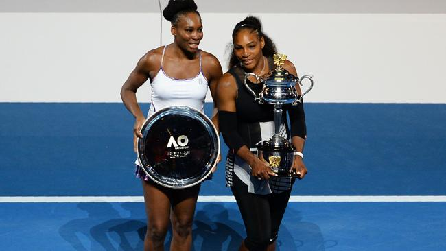 119aa381cac Australian Open Women's Final: join our live blog as Serena and Venus  Williams face off