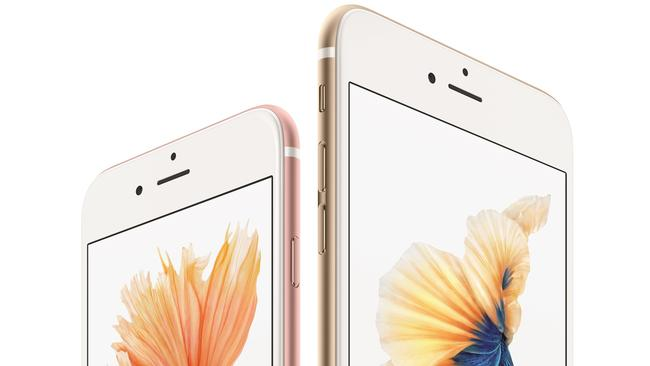Taller model ... Apple's iPhone 6S Plus delivers 3D Touch and a better, 12-megapixel camera.