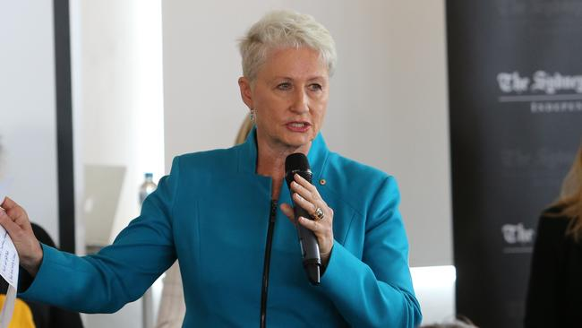 Independent candidate Kerryn Phelps.