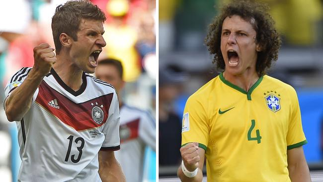 Germany v Brazil gets the World Cup semi-finals underway. dd865de35
