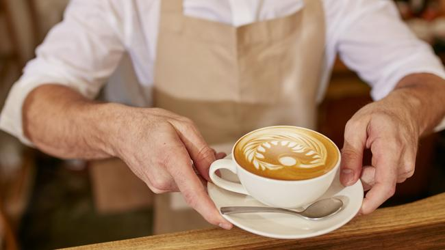 Coffee is expensive enough in Australia without having to shell out a tip as well.