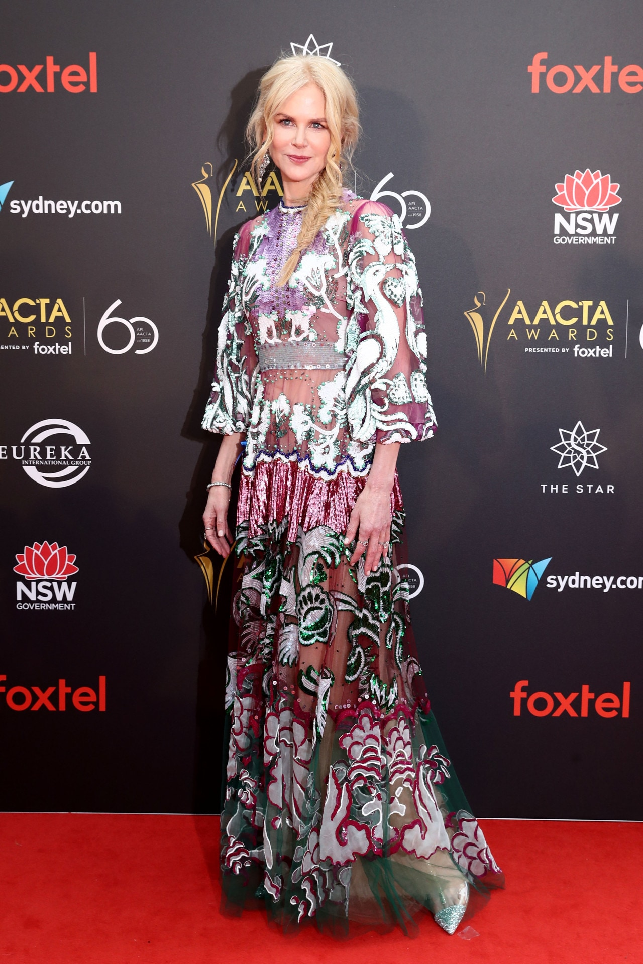 What they wore on the 2018 AACTA Awards red carpet