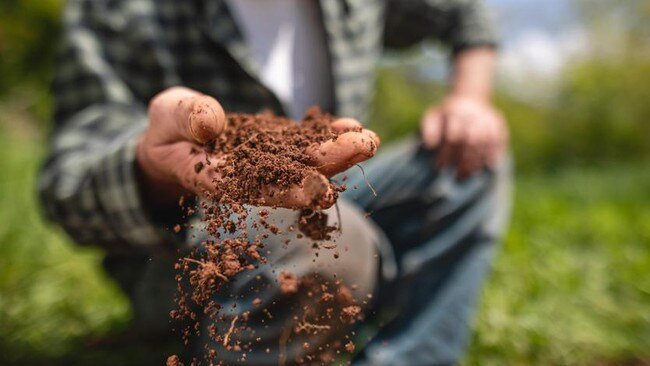Farmers have long tested soil quality, but many are now using sensor technology to help them plan their crop, and make the most of the conditions.