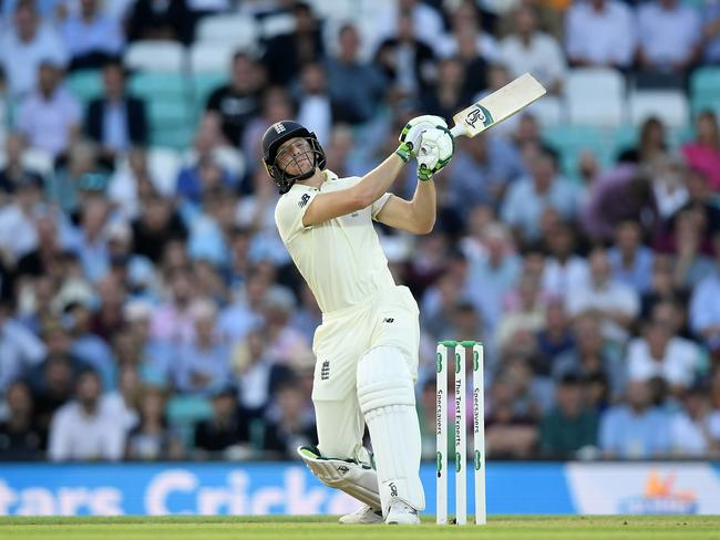 Jos Buttler hit out during the Ashes.