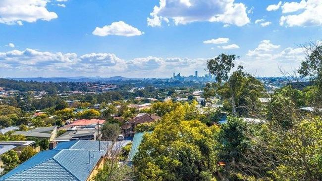 The views from the back deck of the house Sabo Skirt co-owner Thessy K has bought. Image: CoreLogic.