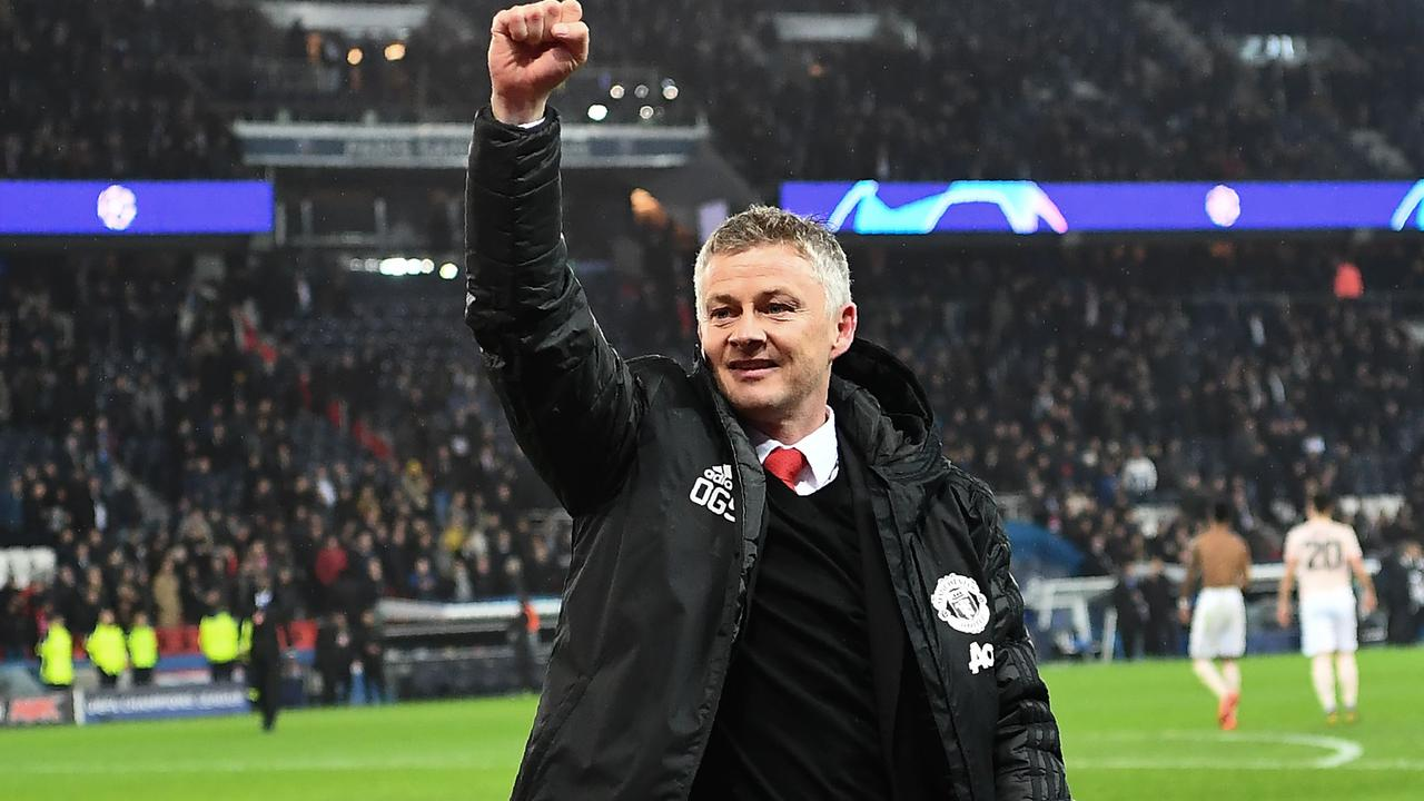 Ole Gunnar Solskjaer is building for the future.